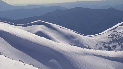 Australian Alps Walking Track, High Country, Victoria, Australia