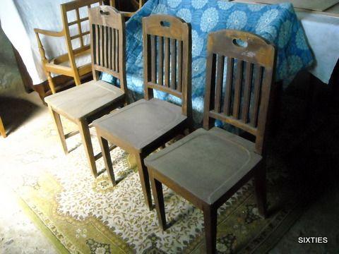 cadeiras, 3-lote em armazém