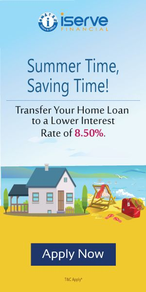 Summer Time, Saving Time! Transfer your #homeloan to a lower interest rate of 8.50%. Apply Now! http://bit.ly/2r5kzxK #homeloantransfer