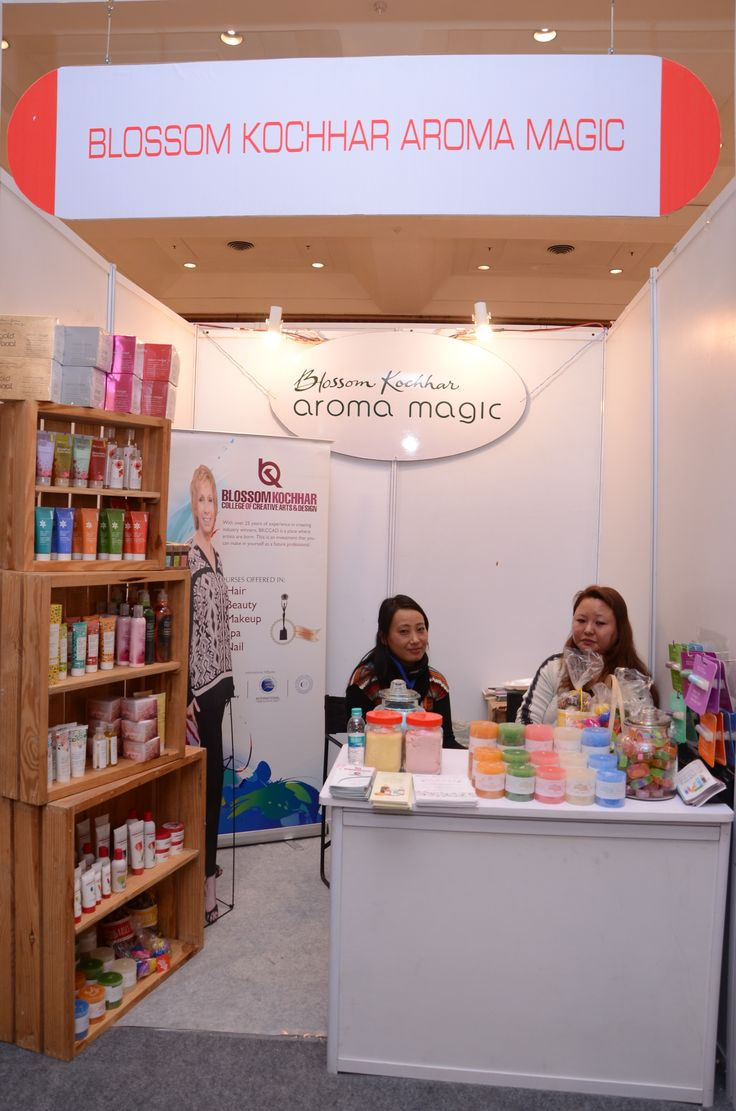 #BlossomKochhar is a creation of #DrBlossomKOchhar - India's only aromatherapy based products. #EssentialOils #BlendedOils #CurativeOils #Sunscreens #Cleansers #Shampoos #FaceWashes and many more beauty products exclusively at #HouseFullExhibition.