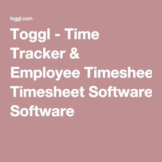 Best  Timesheet Software Ideas On   Amazon Internet