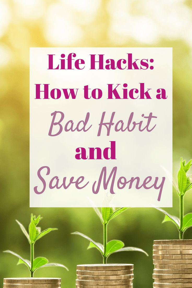 Many of us have bad habits, financial or otherwise - from Smoking to a Posh Coffee or Magazine on the daily commute, lots of little spends can soon add up. . .