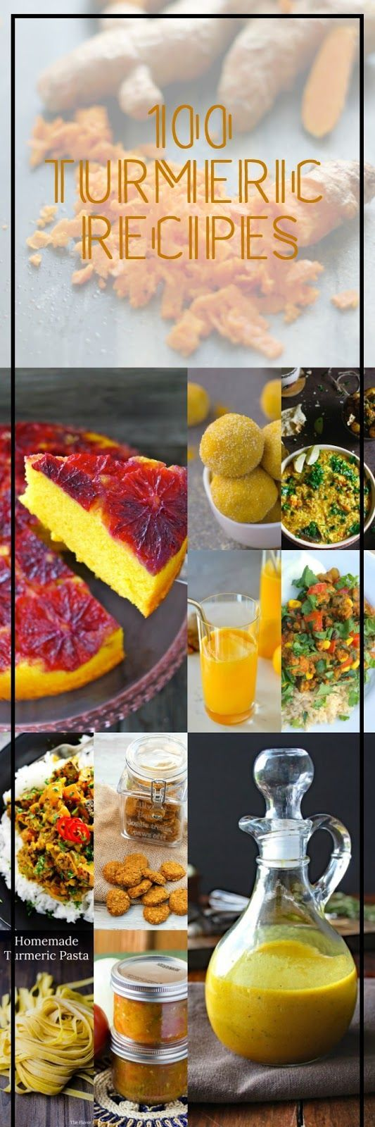 100 Turmeric Recipes