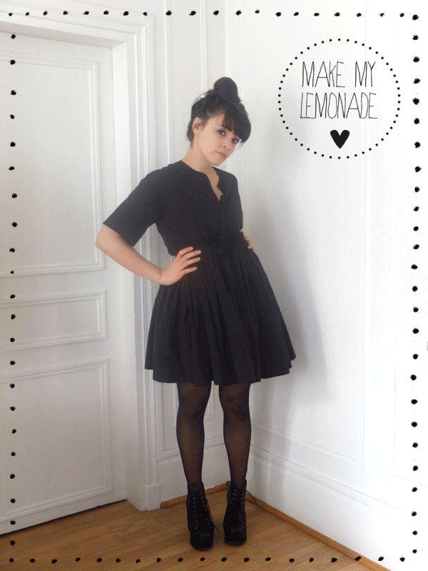 make my lemonade dress pattern, so cute, I wanna make this!