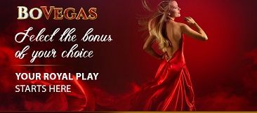 BOVEGAS DEPOSIT BONUS - 350% MATCH + 20 FREE SPINS  BoVegas online casino. They have huge and rare offers just for you. Check them out!  350% Slots Match+ 20 Free Spins Sunset Samba video slot.  180% Cards Match