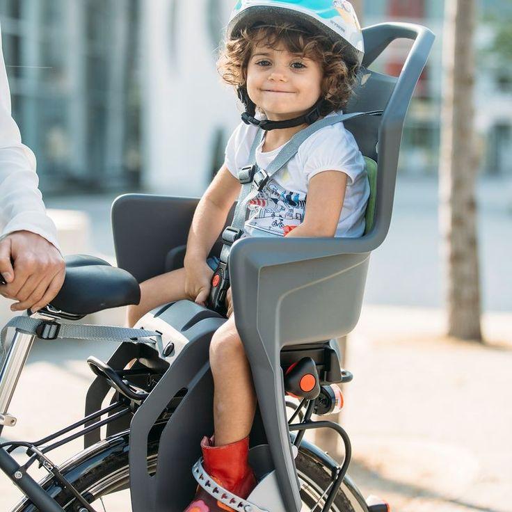 Siège vélo enfant  (Notre cadeau de Noël)