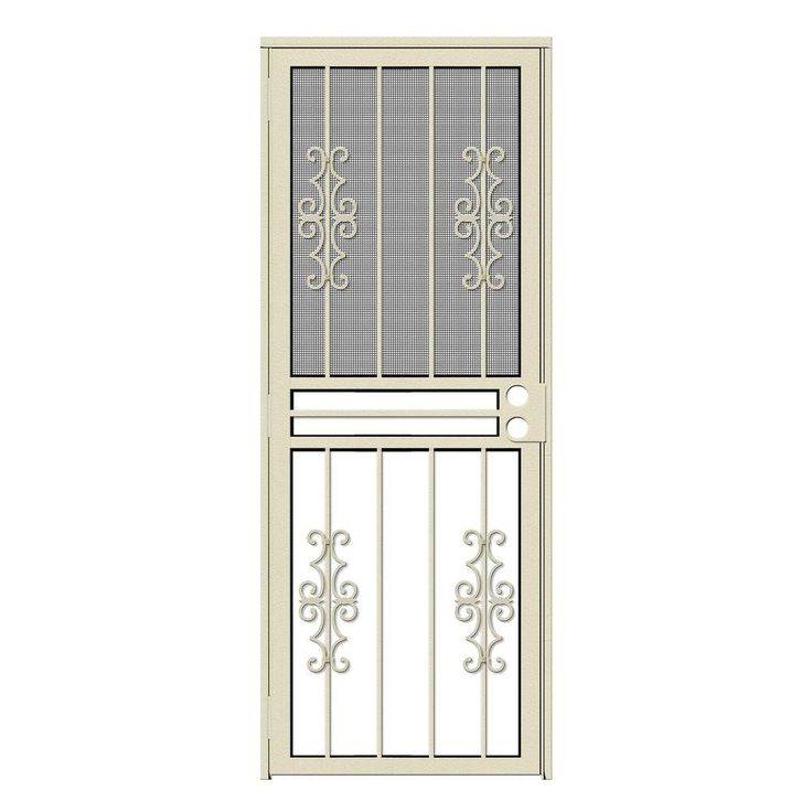 Security Doors Glass Inserts