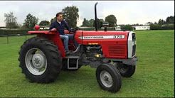 2013 MASSEY-FERGUSON 375 For Sale - YouTube