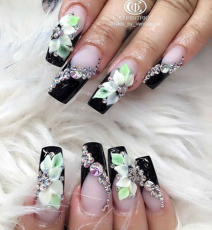See this Instagram photo by @nails_by_verovargas • 382 likes