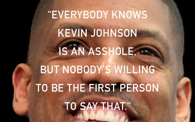 How Kevin Johnson Destroyed A Black Mayors Group To Promote His Brand