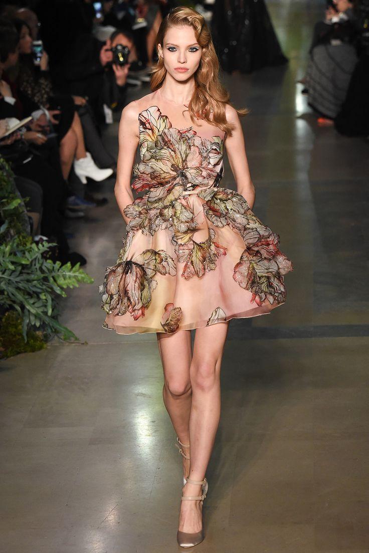 Elie Saab Spring 2015 Couture Look 43