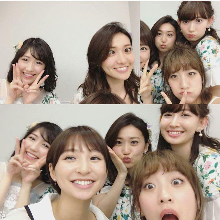 Shinoda Mariko, Kojima Haruna, Oshima Yuko, Takahashi Minami, Watanabe Mayu