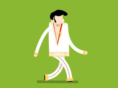Elvis by ilias chalkiopoulos