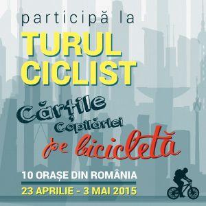 """One-IT, partener şi susţinător în turul ciclist caritabil """"Cărţile copilăriei pe bicicletă"""" iniţiat de ASR Principele Nicolae al României - One-IT blog   One-IT blog"""