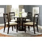 Found it at Wayfair - Urbana 5 Piece Dining Set
