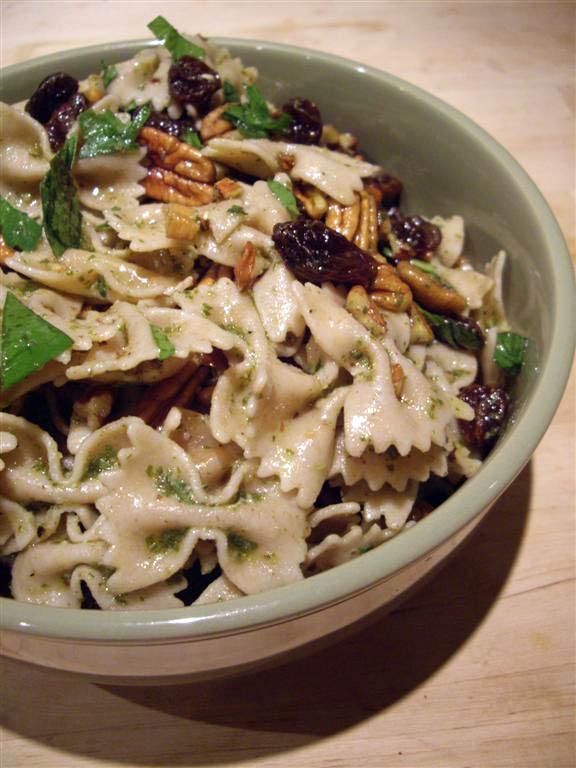 whole wheat pasta salad | Food - Pasta | Pinterest