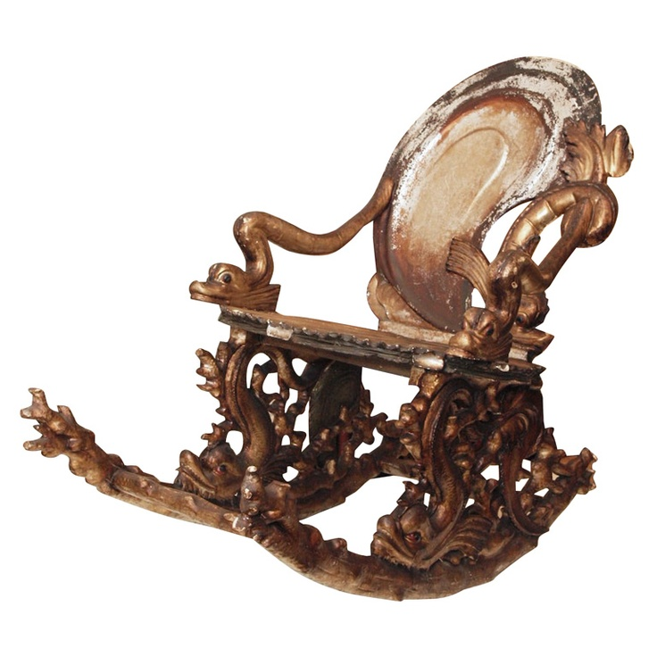 Most Amazing Chair Ever. If You Sit Here, You Are Truly Ruler Of All