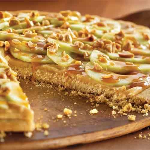 Beautiful image of apple salad recipe