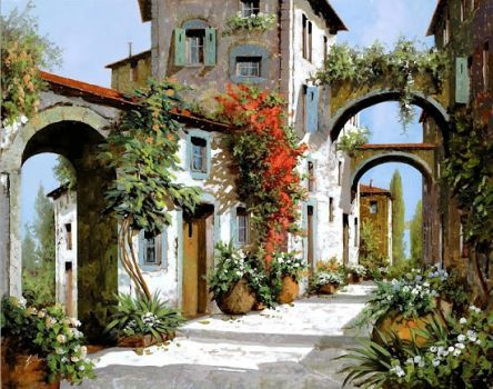 Arches (63 pieces) Guido Borelli
