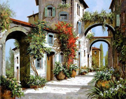 Arches (63 pieces) Guido Borelli