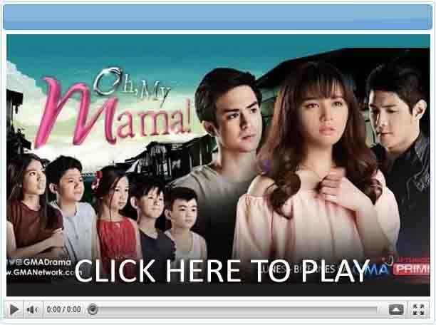 Oh, My Mama! - Pinoy Show Biz  Your Online Pinoy Showbiz Portal