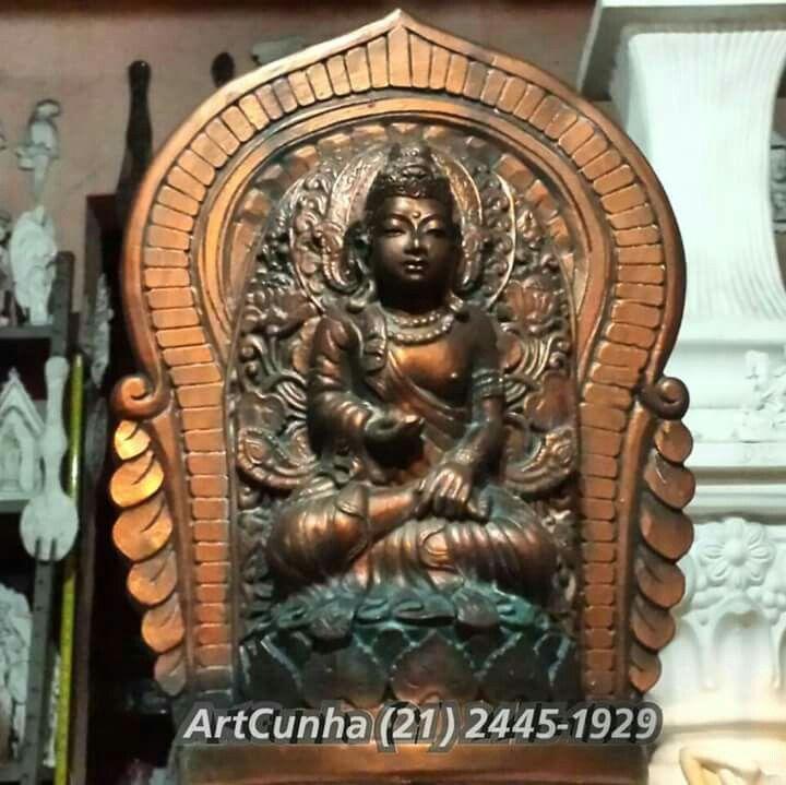 Buda 55 cm Temos outros modelos e tamanhos  ArtCunha Decorações (21) 2445-1929 / 98558-3595 Est. Bandeirantes, 829, Taquara, Rio de Janeiro, RJ  #Buda #Buddha #Sidarta #budismo #budista #India #artesanato #arquitetura #blogdecor #escultura #artes #arts #gesso #yoga #ioga #meditação #paz #pazeamor #frasedodia #pensamentododia #mensagemdodia #meditacao #riodejaneiro #021rio #achadosdasemana #om #jornaloglobo #namaste #zen #aum