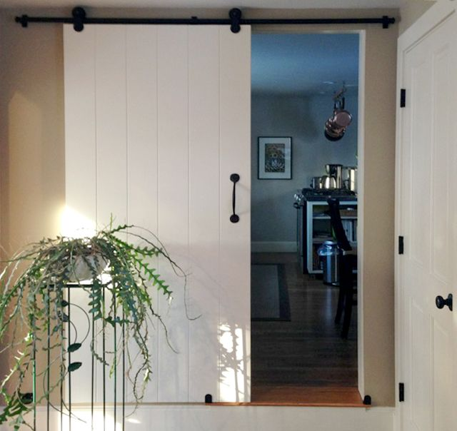 Black Barnum Door Kit Http://rollingdoordesigns.com/double Door