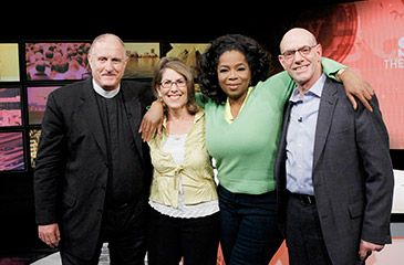 The Bigger Picture with Rev. Ed Bacon, Elizabeth Lesser, Mark Nepo - @Helen George #supersoulsunday