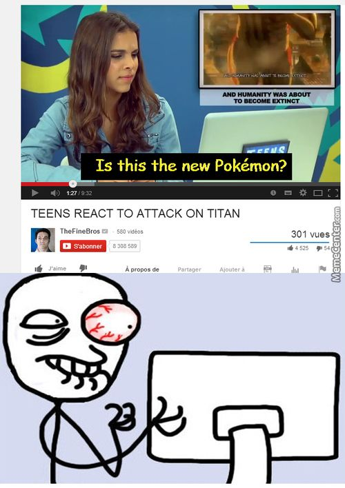 My reaction exactly^. ITS TOTALLY NOT THE NEW POKEMON!!