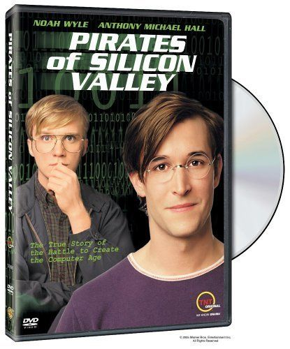 "Pirates of Silicon Valley.  For those who don't ""Get It"" they need to watch this movie."