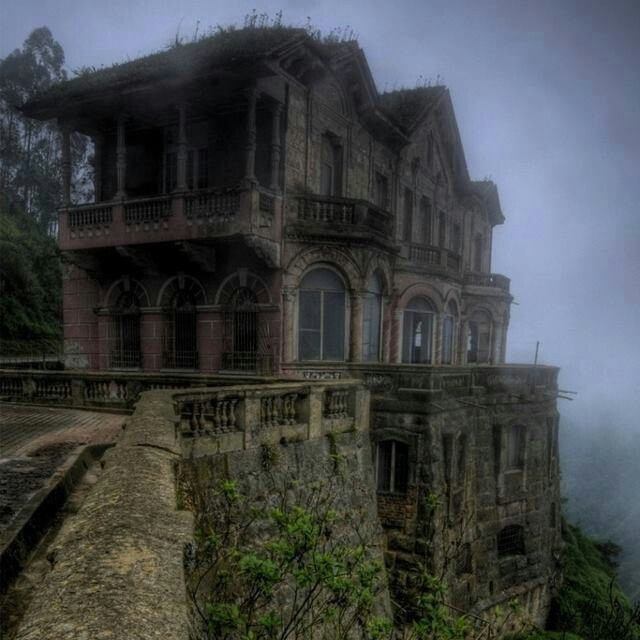 17 Best Images About Haunted Places That Might Be Cool To