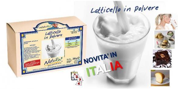 Latticello Naturei per pasticceria, dolci, torte, muffin, cupacake, pancake, brownie, pane.