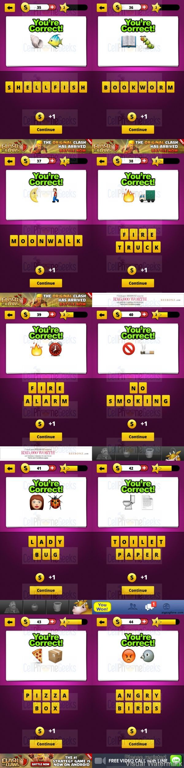 Guess The Brand Logo Mania Answers - Game Solver