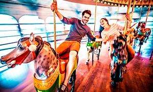 Groupon - 2015 LA County Fair Visit for Two or Four on September 4–27, 2015 (Up to 49% Off)  in Fairplex - Gate 17 or 9. Groupon deal price: $22