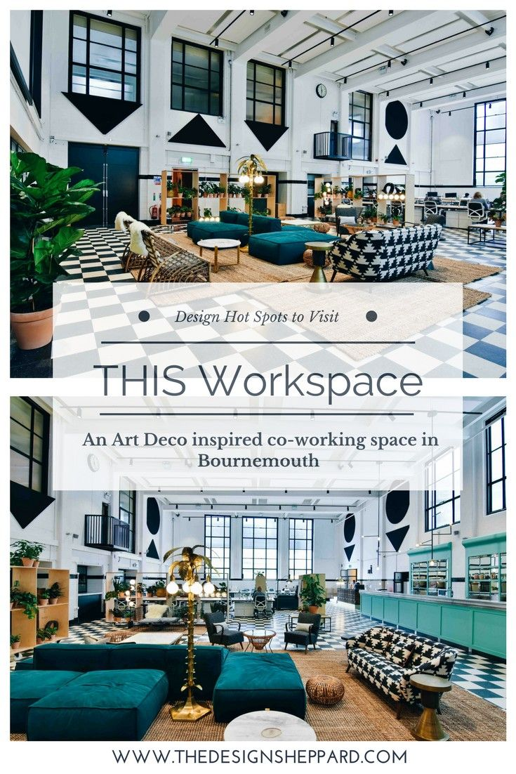 This Workspace Coworking Space In Bournemouth Coworking Space