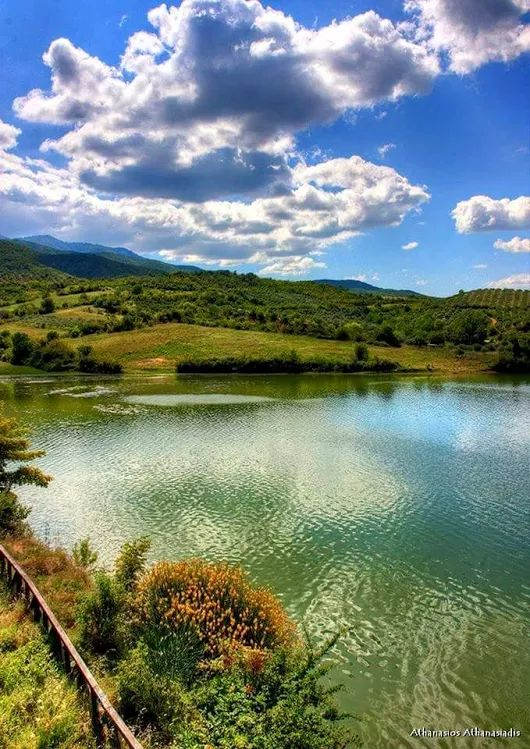 Lake Kerkini - Serres