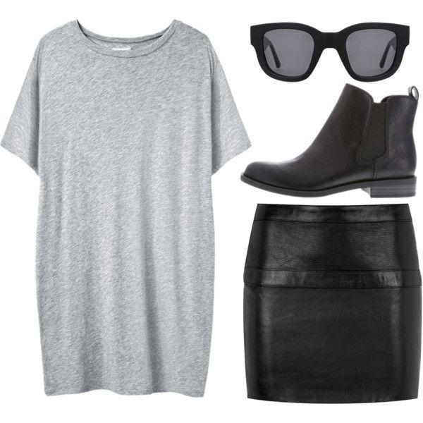 Look minimalista | Blog Super Afim
