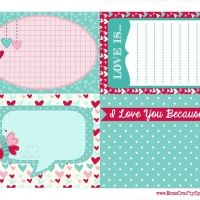 Printable Valentine's Day Love Notes (and More!)