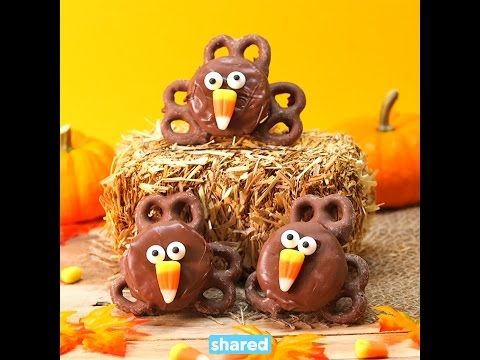 Thanksgiving Oreo Turkeys Will Get You in the Holiday Spirit - Shared