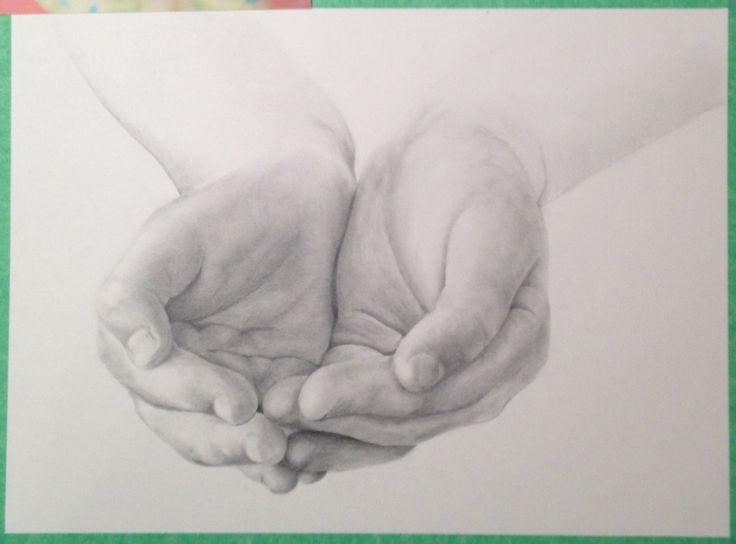 """""""Overflowing"""" (J.Lee, pencil, 2014)"""