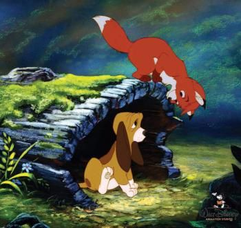 Disney Movies At The Museum Hound Dog Friendship Quotes