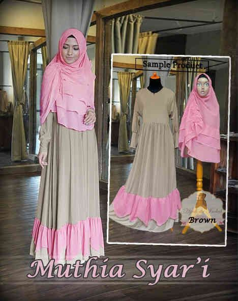 17 Best Images About Baju Gamis Terbaru On Pinterest