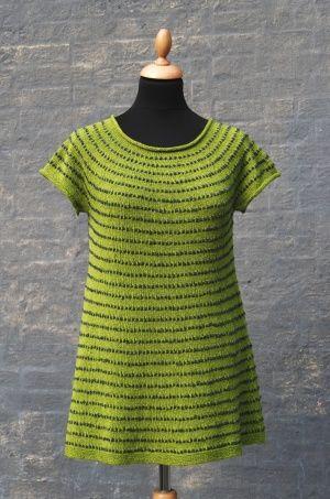 Hanne Falkenberg Konfetti knitting kit