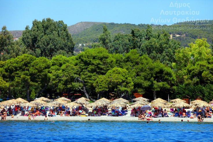 Agioi Theodoroi  www.loutraki-agioitheodoroi.gr