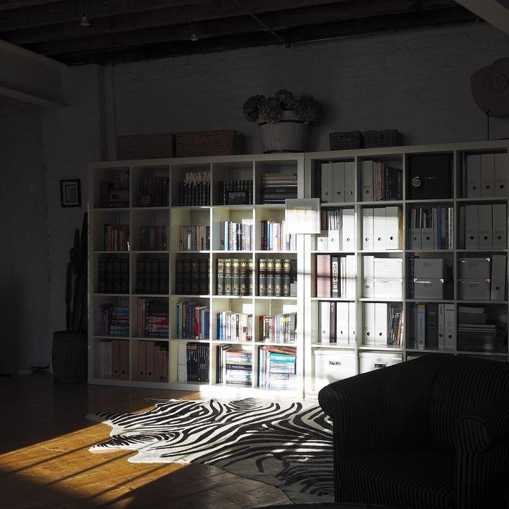 Interior design - book shelf