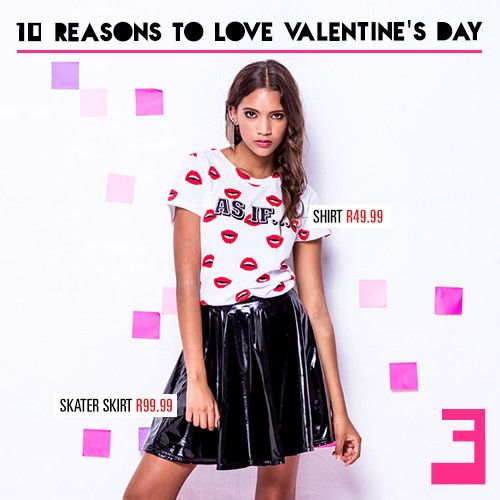 Reason 3: Flirt a skirt  Shop the latest ladies skirts in-store and online now at www.mrp.com