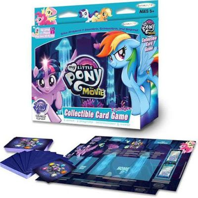 "EnterPlay ""My Little Pony: The Movie"" Collectible Card Game"