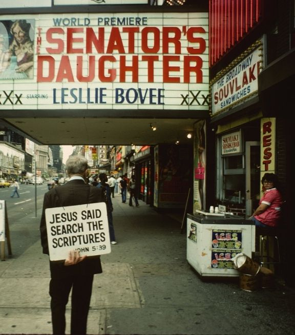 A Raw Look at 1980s NYC by Steven Siegel
