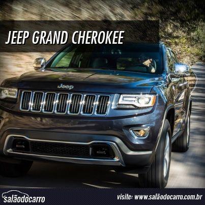 Jeep lança Grand Cherokee 2014 no Brasil  » www.salaodocarro.com.br/lancamentos/jeep-grand-cherokee-2014.html