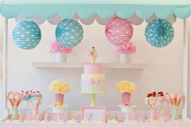 festa candy colorsThe Menina, Ideas For, Idease Ideas Para, Cake Design, Party, Festa Candies Colors, Baking Parties, For Party, Ice Cream